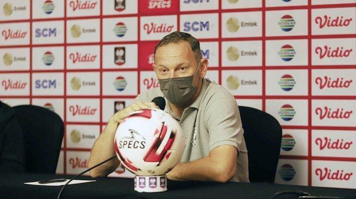 Pelatih PSS Sleman Dejan Antonic Beri Kesempatan Pemain Muda vs PSM Rebutkan Posisi Ketiga, Info