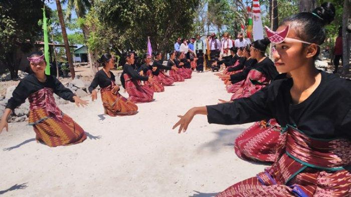 Demi Pariwisata Estate, BPSDM NTT Kumpulkan Pelaku Pariwisata di Otan, Semau