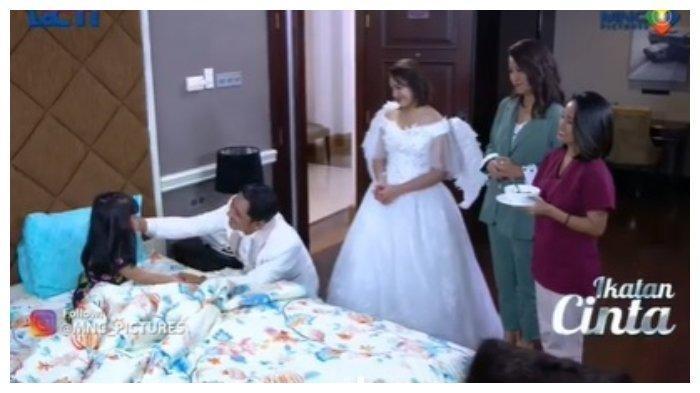 Wow, Demi Reyna, Al dan Andin Pakai Kostum Bak Pangeran dan Putri, Sinopsis Ikatan Cinta Malam Ini