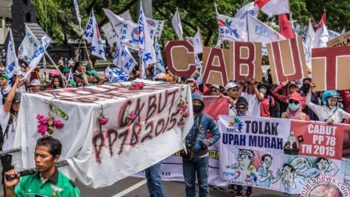 Rincian UMP 2020 Seluruh Indonesia Jawa Kalimantan Sulawesi Sumatera Nusa Tenggara Bali Maluku Papua