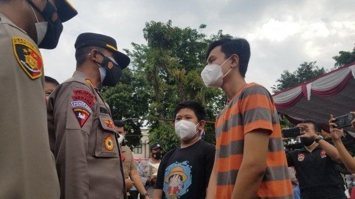 Kisah Pilu Kakak Adik di Tangerang,Yatim Piatu Pasca Orang Tua Meninggal,Diangkat Kapolres jadi Anak