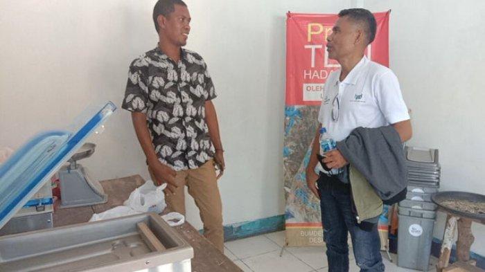 Desa Binaan Bank NTT Lewoleba: Transaksi Keuangan 'Hadakewa Night Paradise' Terus Meningkat