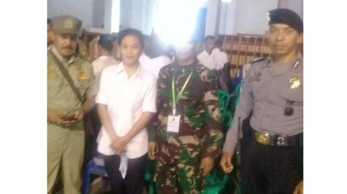 Deutelina Setiawati Lagur Raih Nilai 409 Saat Ujian SKD Hari Keenam Testing CPNS di Manggarai