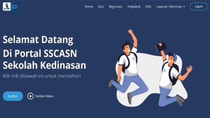 Cara Mudah Daftar CPNS  2021 Sekolah Kedinasan Kementerian Perhubungan Lengkap Alur Pendaftarannya
