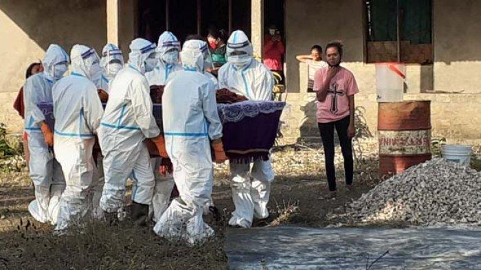Di Sumba Barat Daya 21 Warga Meninggal Dunia Akibat Terserang Virus Corona