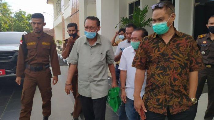 Jonas Salean Jadi Tahanan Kota Berkas Langsung Dilimpahkan ke Pengadilan