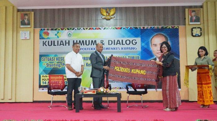 Dialog dengan Gubernur NTT Tentang Stunting dan Kelor, NTT Tanam Kelor di Lahan 1000 Hektar