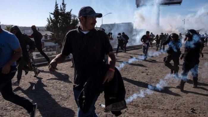 Diancam Trump, Meksiko Kirim 6.000 Pasukan Tangkal Migran ke Guatemala