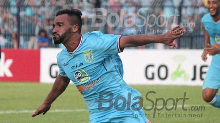TargetRaih Juara Liga 1 2019, Madura United Pasok Bomber Diego Assis dan Mantan Bek Necastle United
