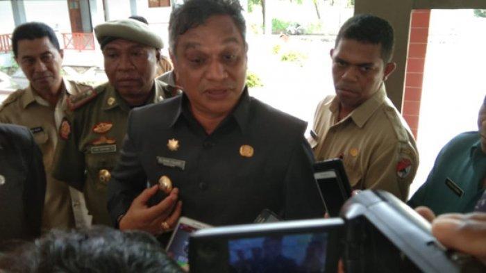 Bupati Sikka Tak Gentar Sedikitpun Hadapi Interpelasi DPRD