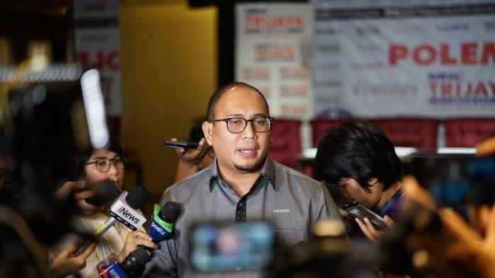 Dikritik karena Tak Sertakan Bukti Lengkap ke MK, Jubir BPN Andre Rosiade Sebut Itu Strategi