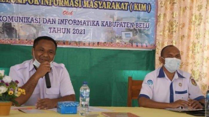 Dinas Kominfo Kabupaten Belu Gelar Bimtek Bagi Kelompok Informasi Masyarakat, Ini Tujuannya