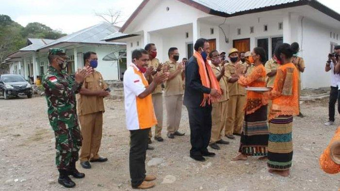 Pjs. Bupati Belu Hadiri Deklarasi Desa STBM di Nualain