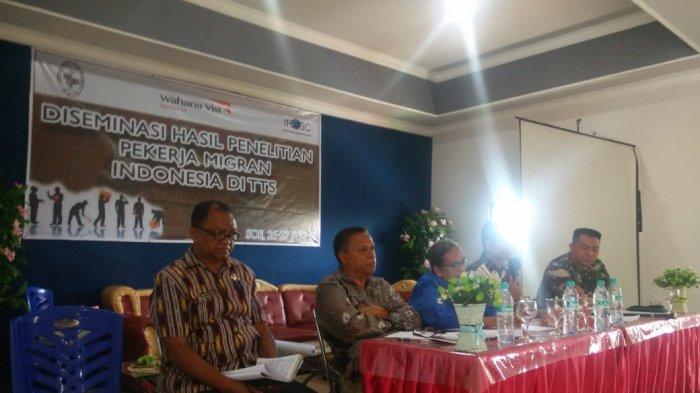 Inilah Hasil Kajian IRGSC Mengenai Kasus Perdagangan Orang di Kabupaten Timor Tengah Selatan