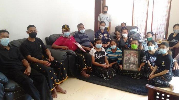 Doa dari Flores untuk Almarhum Kabinda Papua, Brigjen TNI I Gusti Putu Danny Karya Nugraha