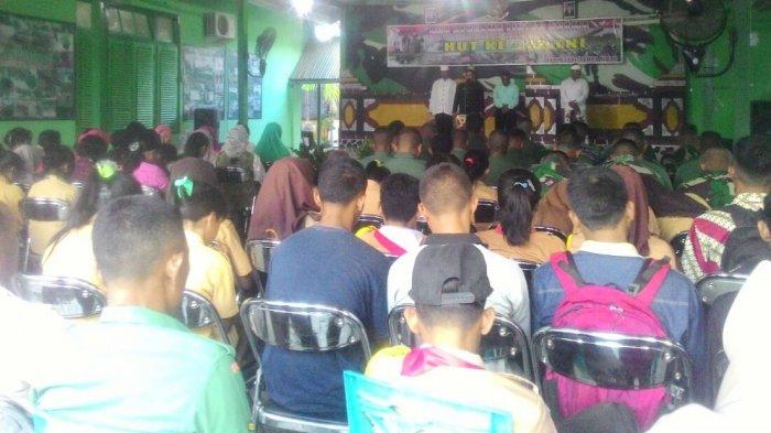 Sambut Hari Ulang Tahun Ke-72 TNI, Kodim Sumba Timur Gelar Doa Bersama Lintas Agama