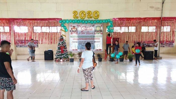 Intip YUK, Persiapan Natal Bersama Perkemi NTT dan PASI NTTserta Doa Pembukaan Pelatda PON