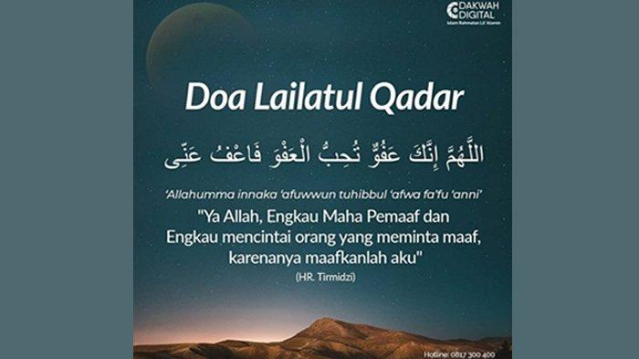 Aa Gym: Inilah Doa yang Sering Dipanjatkan Rasulallah di Malam-Malam Terakhir Ramadhan