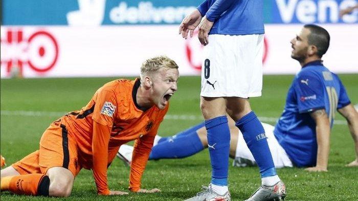 Mengapa Van Djik Absen Bela Tim Negeri Kincir Angin Belanda? Kerugian Bagi Der Oranje, The Reds