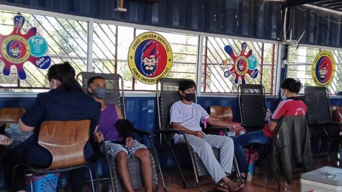 FC Brottus Kota Kupang Selenggarakan Aksi Donor Darah
