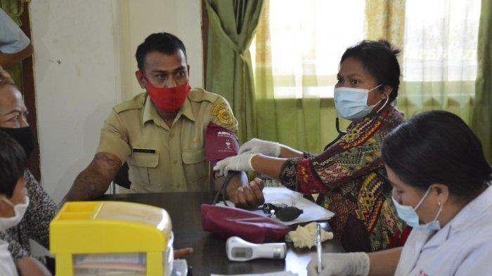 HUT Ke-75, PMI Kota Kupang Gelar Aksi Donor Darah