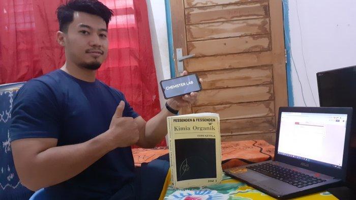 Permudah Mahasiswa Saat Pandemi Covid-19, Dosen Ajak Kuliah Online Lewat Messenger