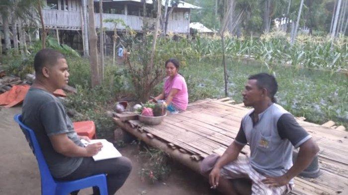 Dosen Uniflor Ende Gelar PKM Di Kelurahan Rewarangga Selatan