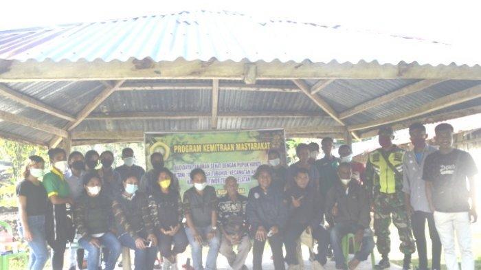 Tim Dosen Faperta Undana Kupang Gelar PKM di Desa Tubuhue, Kabupaten TTS
