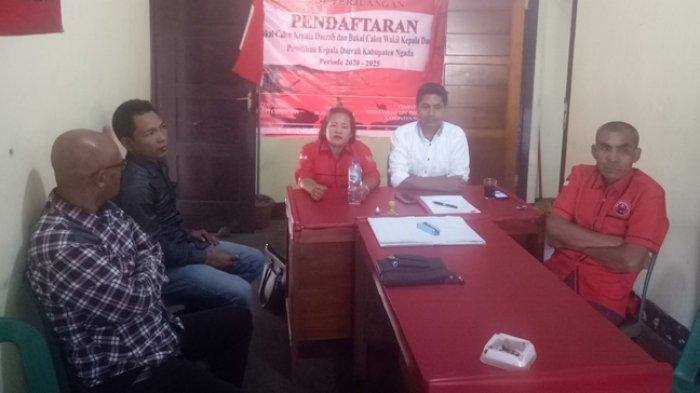 DPC PDIP Ngada Menunggu Instruksi Partai Terkait Tahapan Pilkada Ngada 2020, Berikut Penjelasannya!