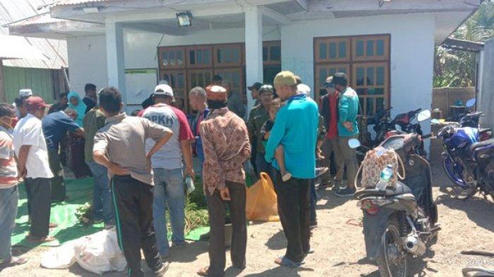 DPKH Kabupaten Mabar Gelar Pelatihan Pengolahan Pakan di Desa Siru Kabupaten Mabar