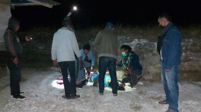 Penangkapan DPO Curnak di Sumba Timur, Pelaku Sempat Menghunus Pedang