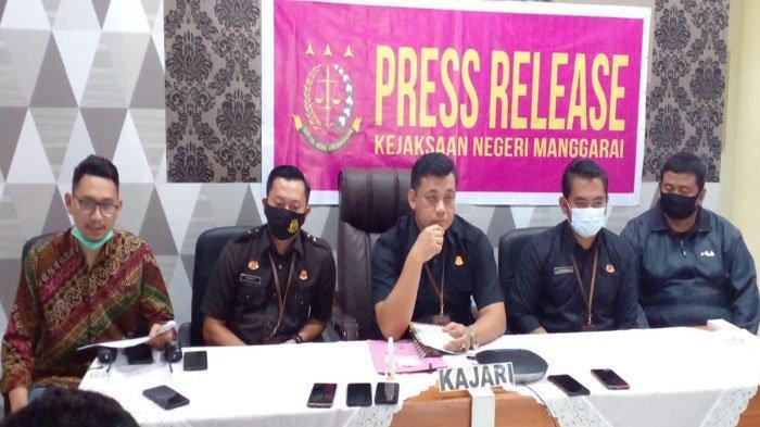 DPO Sejak 2017,Fransiscus Nangaroka Terdakwa Kasus Alkes di Matim Akhirnya Ditangkap di Surabaya