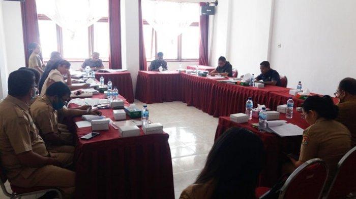 DPRD Belu Gelar Rapat Komisi Bahas Program Kerja Pemerintah
