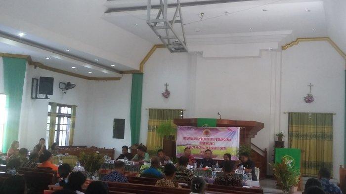 Dewan Dapil I Jaring Asmara di Kupang Tengah, Lihat Suasananya