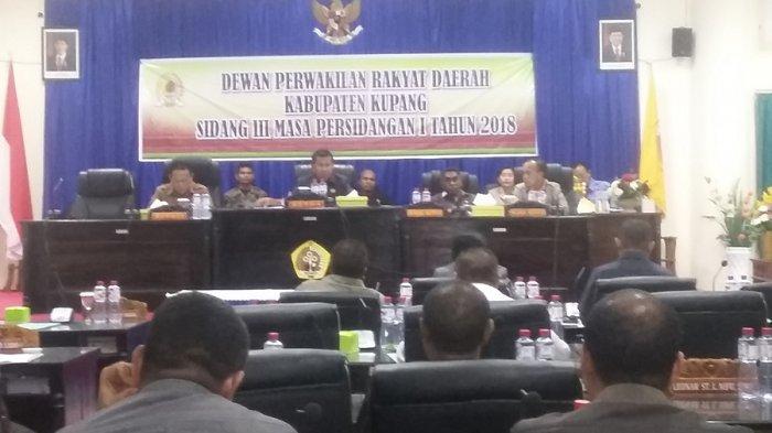 Terkait Virus Corona, Komisi III dan IV DPRD Kabupaten Kupang Desak Pemkab Ambil Langkah