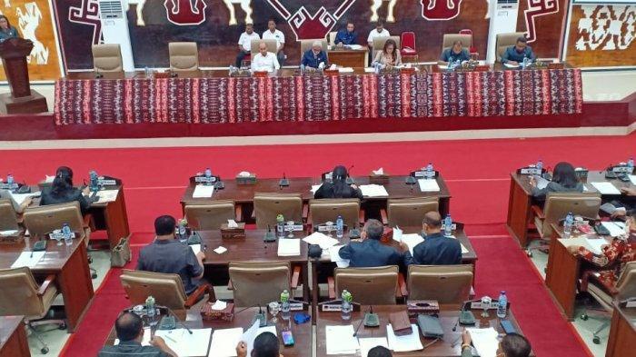 Gubernur  NTT Viktor Laiskodat Ultimatum DPRD NTT Satu Minggu