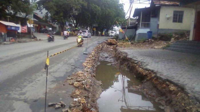 Bangun Drainase Kota Kupang Harus Dimulai dari Rencana Induk