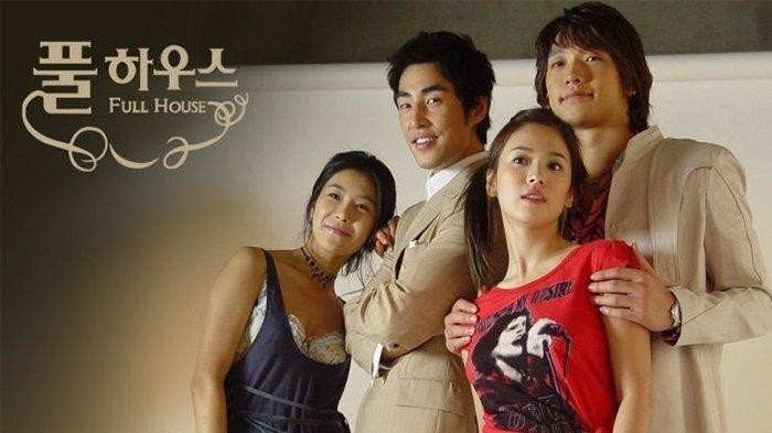 5 Drama Korea yang Berkisah tentang Kawin Kontrak, Ada Full House, Nonton Lagi yuk!
