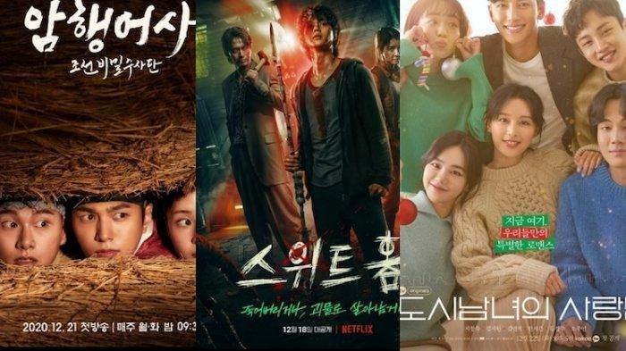 Daftar 8 Drama Korea Terbaru 2021 yang Masih Berlangsung ...
