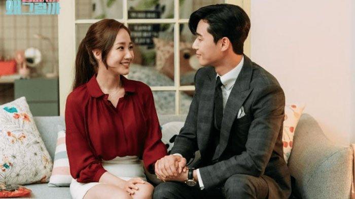 Live Streaming Drama Korea What's Wrong With Secretary Kim Episode 13, Kim Tak Peduli Pada Lee Young