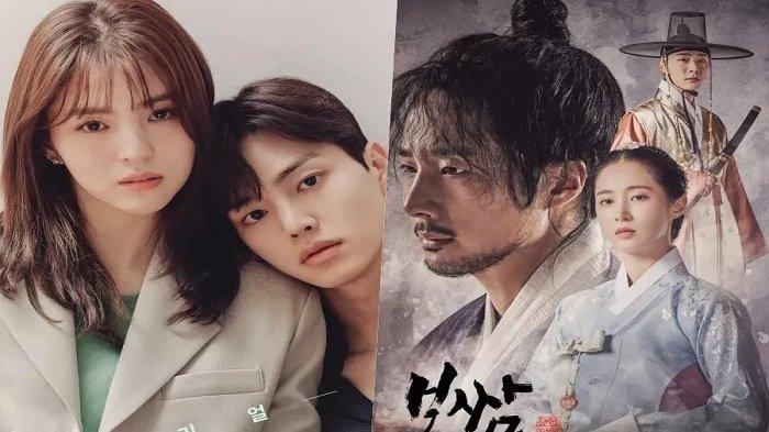 Daebak, Tayang Perdana Drama Korea Nevertheless Bersaing Rebut Rating Tertinggi Drama Akhir Pekan