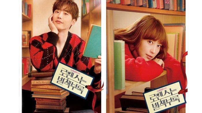 Tonton Drama Korea Romance Is a Bonus Book Episode 5-6 via Streaming Lengkap Subtitle Indonesia