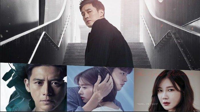 Tayang Rabu-Kamis, Drama Korea Terius Behind Me & Heart Surgeons Bersaing Rebut Rating Tertinggi