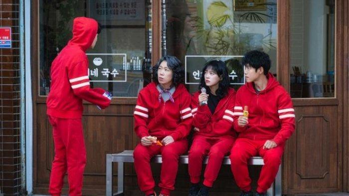 DAFTAR 10 Drama Korea Paling Populer Minggu Ketiga Januari 2021, The Uncanny Counter Urutan Pertama