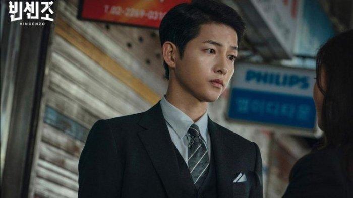 DAEBAK, Permen Kopiko Jadi Sponsor di Drama Korea Vincenzo, Drakor Terbaru Song Joong Ki