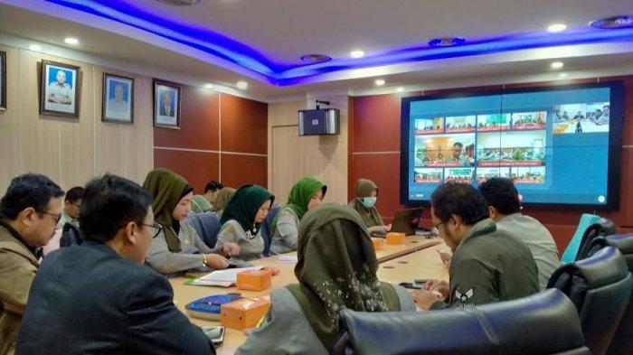 Kepala BBPP Kupang Ikuti VCon Sosialisasi  Antisipasi Penanganan Covid-19