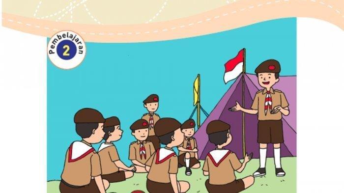 Kunci Jawaban Tema 8 Kelas 3 Halaman 84 -110 Buku Tematik SD/MI Aku Anak Mandiri