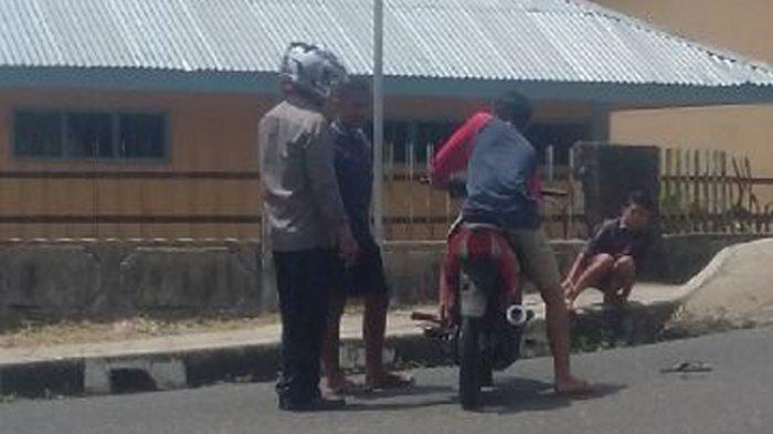 Di Ruteng, Masih Banyak Anak Dibawah Umur Bawa Motor di Jalan Raya