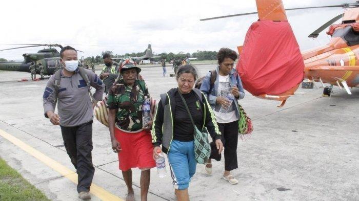 Takut Diserang KKB Papua, Dua Guru Ini Minta Dievakuasi Dari Kiwirok ke Jayapura, Begini Respon TNI