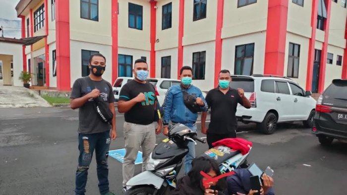 Unit Jatanras Polres Manggarai Tangkap 2 Pelaku Pencuriandi Asrama Putri SMK Mutiara Bangsa,4 DPO